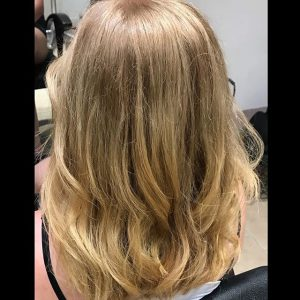 Kapsalon charme - verven highlights