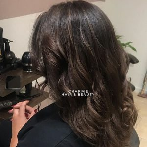 Kapsalon charme - highlights balayage